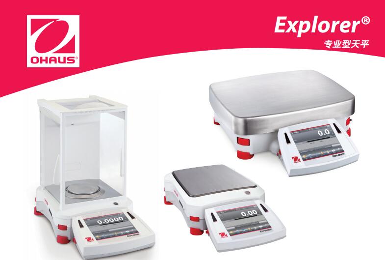 奥豪斯专业型天平EX6201