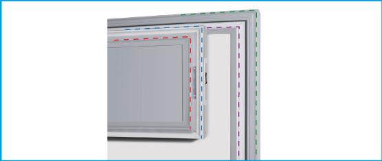 -86℃超低温保存箱DW-86W420多层密封设计